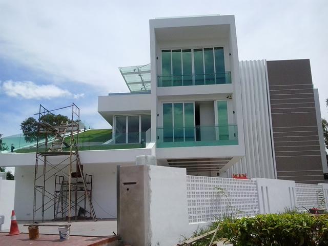 Rumah Banglo 3 Tingkat